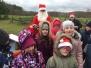 Mikołaj w Stadninie Koni
